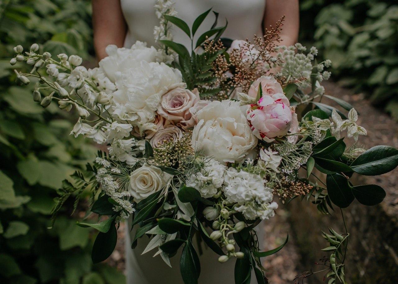 Botanical lane bouquet